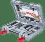 2 - Bosch 76-delni Premium komplet nastavkov, vijaki/svedri (2608P00234)