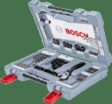 Bosch 91-delni Premium komplet nastavkov, vijaki/svedri (2608P00235)