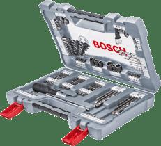 Bosch 105-dijelni Premium komplet nastavaka, vijaka i svrdala (2608P00236)