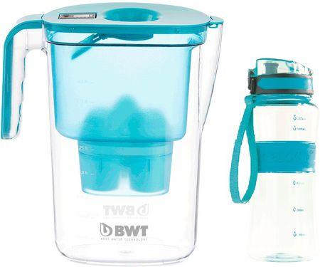BWT Vida vízszűrő + sportflakon, kék