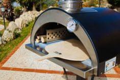 Multifunkční pec na dřevo, pec na pizzu, gril Nonno Lillo