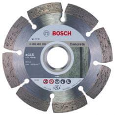Bosch diamantna rezalna plošča Professional for Concrete 115 x 22 mm (2608602196)