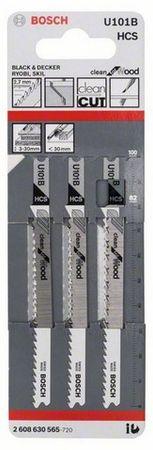 Bosch list za vbodne žage U 101 B (2608630565)