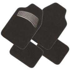 Harmony tekstilni otirač, crno-sivi
