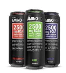 AminoPRO napitak BCAA, 330 ml, kruška/đumbir, 24 limenki