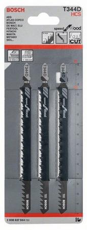Bosch list za vbodno žago T 344 D (2608637944)