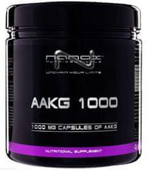 Nanox kapsule Arginin AAKG, 1000 mg, 180 kosov