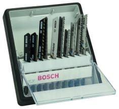 Bosch 10-dijelni komplet listova za ubodne pile Robust Line Top Expert, T prihvat (2607010574)