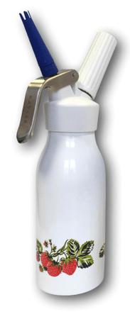 Kayser Fľaša na šľahačku CHANTILLY 0,5 l, jahoda