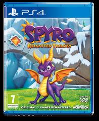 Activision Spyro Reignited: Trilogy za PS4 (igra izlazi 13.11.2018)