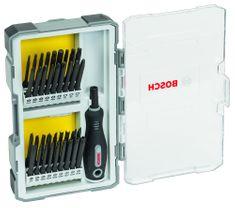 Bosch 37-dijelni komplet odvijača s drškom (2607017320)