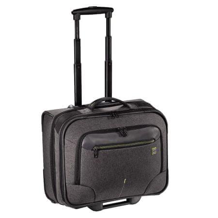 Hama potovalni kovček FRANKFURT GREY