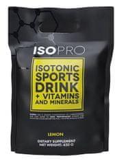 ProteinPro izotonični napitek ISOPRO, limona, 450 g