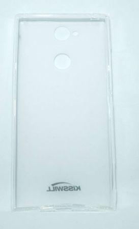 Kisswill silikonski ovitek za Sony Xperia XA2 H4113, prozoren