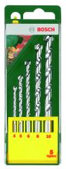 Bosch set zidarskih svedrov, 5 kosov (2607019438)