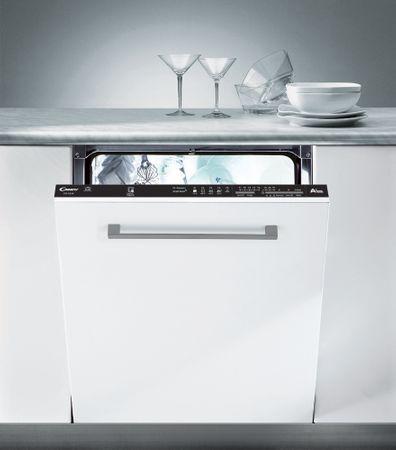CANDY CDI 1LS38-02 Beépített mosogatógép