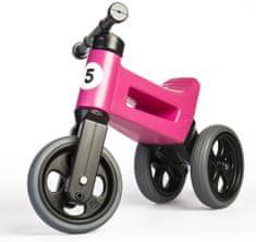 Teddies Funny Wheels New Sport 2 az 1-ben pedál nélküli gyerekkerékpár