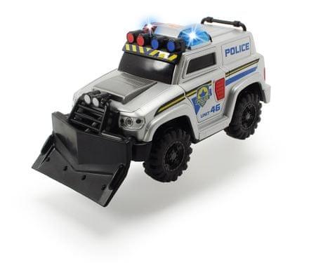 DICKIE S Policajné zásahové vozidlo 15 cm