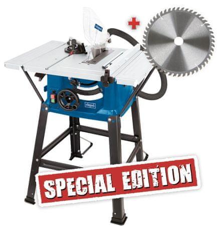 Scheppach piła stołowa HS 81 S special edition
