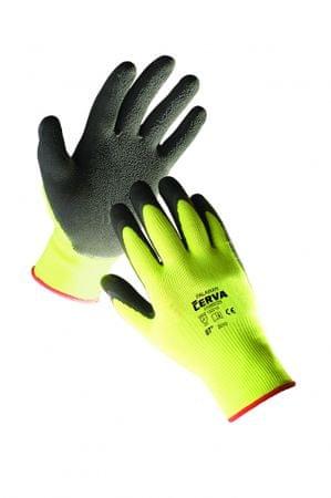 Červa PALAWAN rukavice máčené v latexu 7