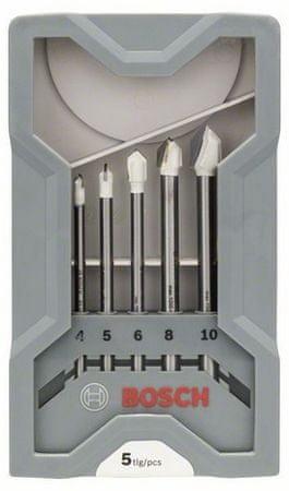 Bosch 5-delni komplet svedrov za ploščice CYL-9 Ceramic (2608587169)
