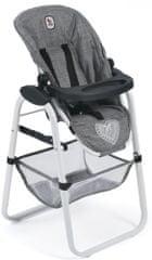 Bayer Chic Jídelní židlička pro panenku, 76 - rozbaleno