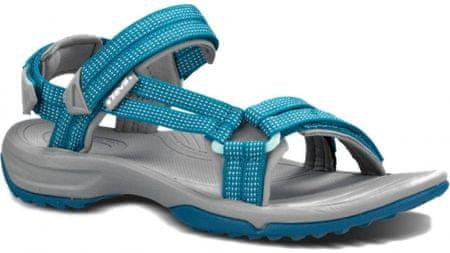 Teva ženski sandali Terra Fi Lite City Lights Blue 36,0, modri