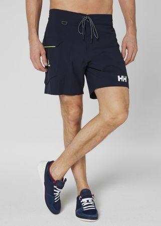 Helly Hansen moške kratke hlače HP Shore Trunk Navy, 30, modre