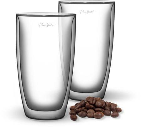 Lamart COFFEE hőszigetelt pohár szett 230 ml, 2 db