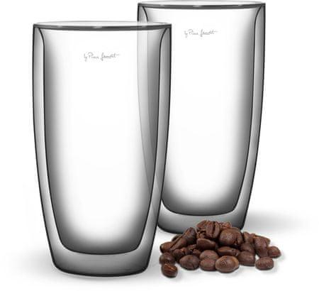 Lamart Zestaw szklanek termo CAFÉ LATTÉ 380 ml, 2 szt.