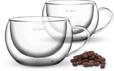 Lamart Cappuccino termo kozarec 270 ml, 2 kosa