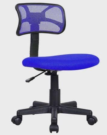 Otroški stol Modra
