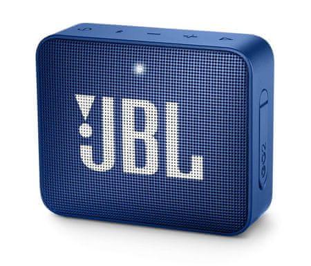 JBL GO 2, kék