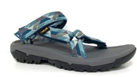 Teva ženski sandali Hurricane XLT2 W Kerne Blue Multi 36,0, modri