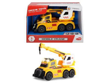DICKIE zabawka samochód ciężarowy, 15 cm