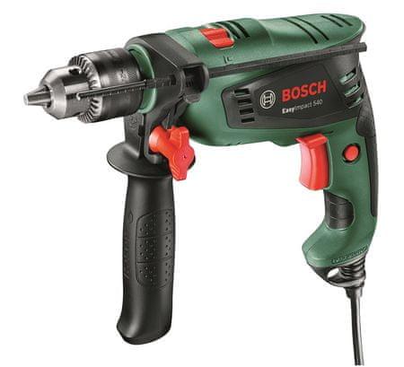 Bosch Easy Impact 540 udarni vrtalnik (0603130201) - Odprta embalaža