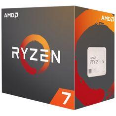 AMD procesor Ryzen 7 2700 s hladnjakom Wraith Spire RGB LED (YD2700BBAFBOX)