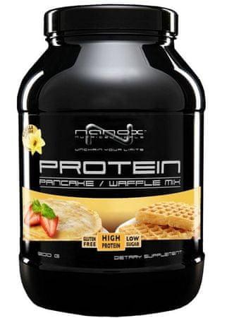 Nanox proteinska mješavina za palačinke i vafle, 900 g