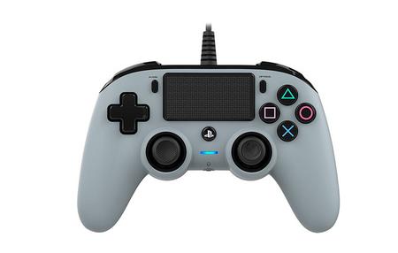 Nacon igralni plošček, PS4, žični, siv