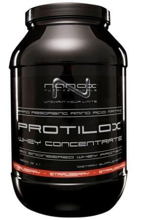 Nanox protein sirutke Protilox, jagoda, 2000 g