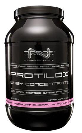 Nanox protein sirutke Protilox, jogurt/trešnja, 2000 g