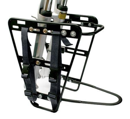 Arsenal Alumínium csomagtartó elülső- szilárd, teleszkópos villa ( Art. 204 )