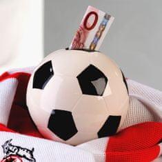 Papillon Pokladnička keramická Football, 11 cm