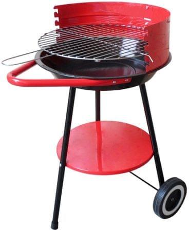 Happy Green grill węglowy ROUND