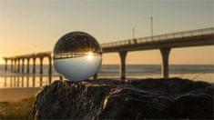 GGS Larmor křišťálová koule pro kreativní focení 60 mm