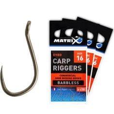 Matrix Háčky Carp Riggers Hook 10 ks