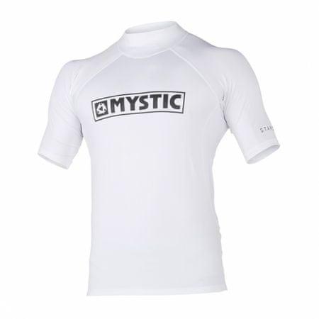 Mystic majica Lycra STAR SS/100, bela, S