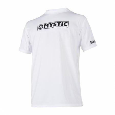 Mystic majica Quickdry STAR SS/100, bela, L