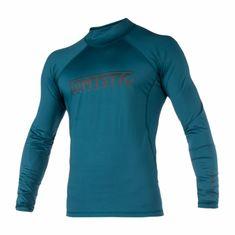 Mystic majica Lycra STAR LS/695, modra