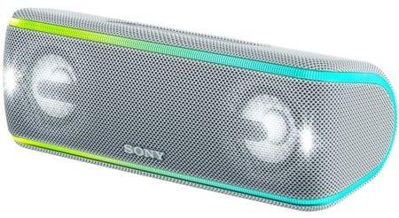 Sony SRS-XB41 srebrna/siva